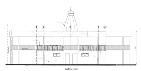Temple Extension