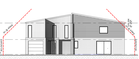6 new duplex buildings