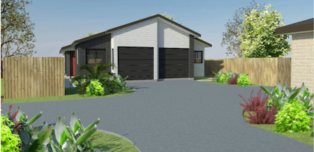2 Duplexes at Boundary Rd