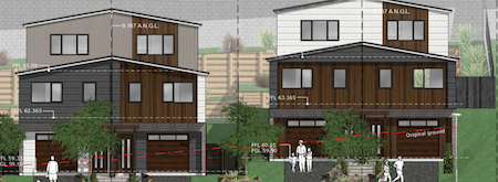 3 Duplexes at Dinsdale