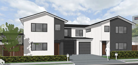 3 Duplexes at Chartwell